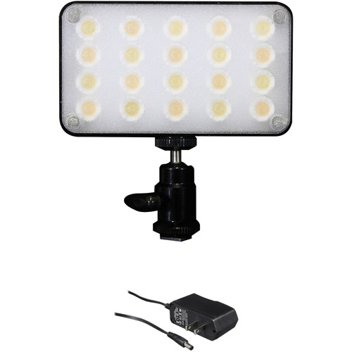 Core SWX TorchLED Bolt 250W On-Camera Light with Power Supply Kit