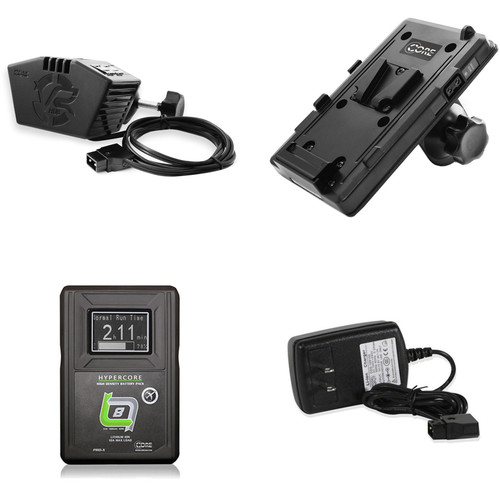Core SWX VR Hub Power Kit with HC-8 V-Mount Battery