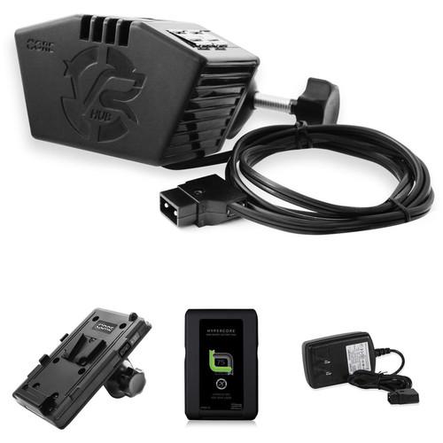 Core SWX VR Hub Power Kit with HyperCore Slim V-Mount Battery