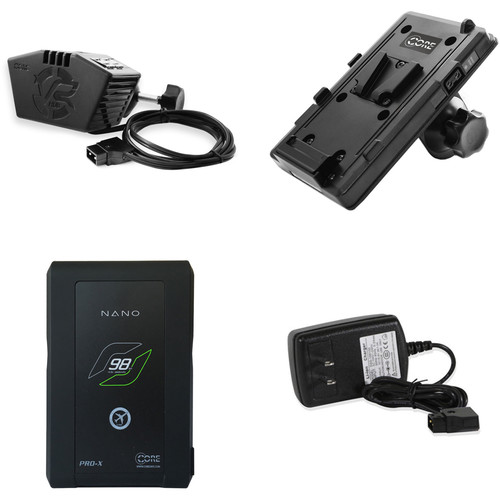 Core SWX VR Hub Power Kit with Nano V-Mount Battery