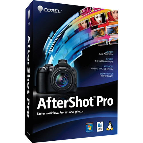 Corel AfterShot Pro Mini-Box (Windows/Mac/Linux)