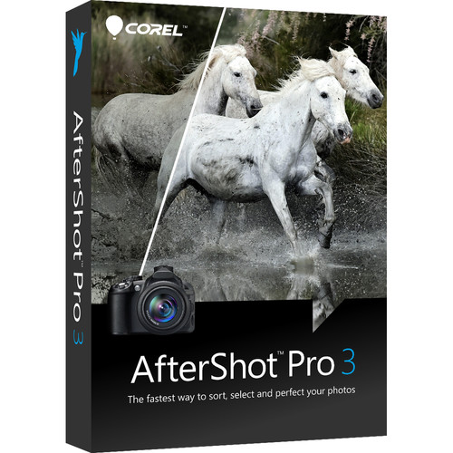 Corel AfterShot Pro 3 (Card with Activation Code)