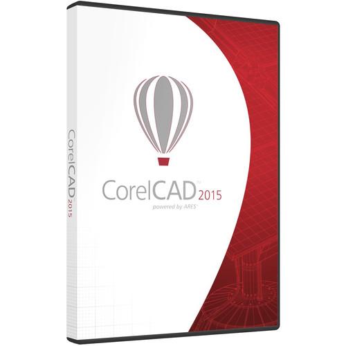 Corel CorelCAD 2015 Drafting Software (Boxed)
