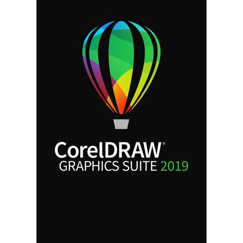 CorelDRAW Graphics Suite 2019 for Windows (Boxed, Upgrade)