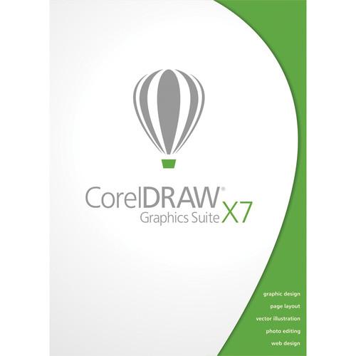 Corel CorelDraw Graphics Suite X7 for Windows (Education Edition, Boxed Version)