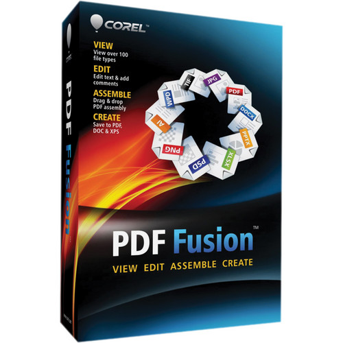 Corel PDF Fusion for Windows