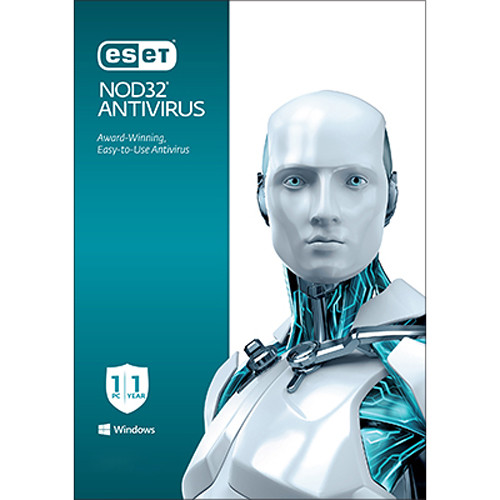 ESET ESET NOD32 Antivirus (1 PC, 1 Year, Download)
