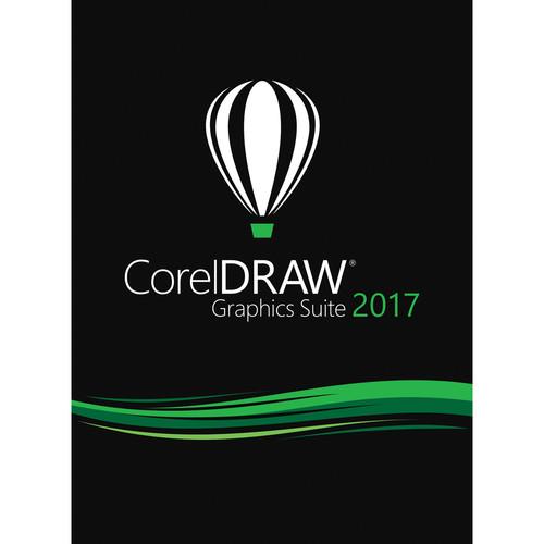 Corel CorelDRAW Graphics Suite 2017 (Download)