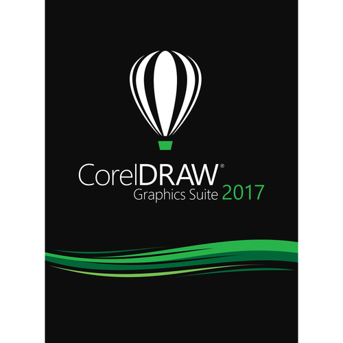 Corel CorelDRAW Graphics Suite 2017 (Upgrade Edition, Download)