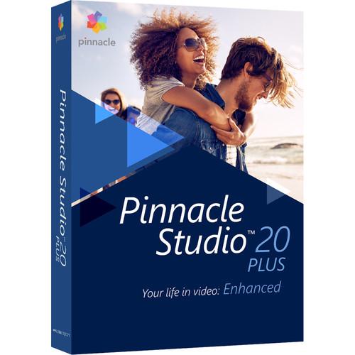 Corel Pinnacle Studio 20 Plus (Download)