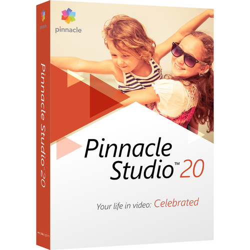 Corel Pinnacle Studio 20 Standard (Download)
