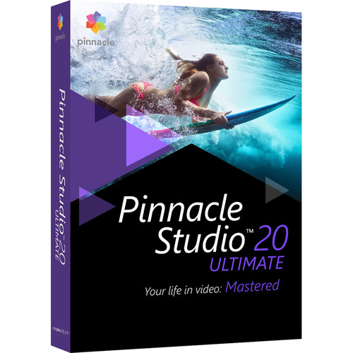 Pinnacle Pinnacle Studio 20 Ultimate (Download)
