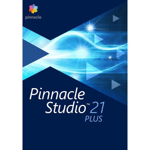 Corel Pinnacle Studio 21 Plus (Download)