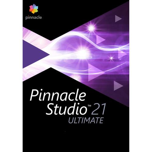 Corel Pinnacle Studio 21 Ultimate (Download)