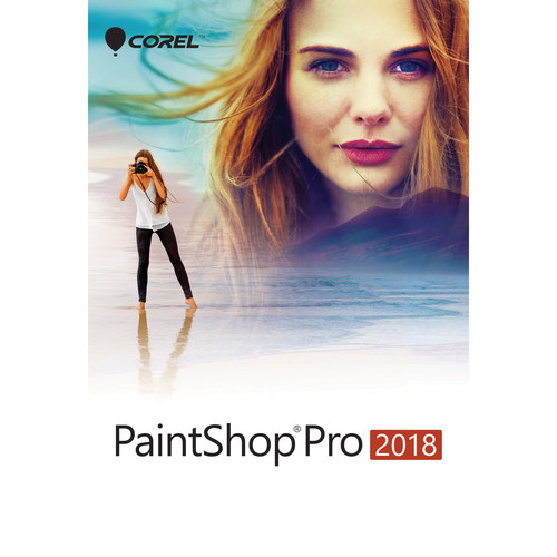 Corel PaintShop Pro 2018 (Download)