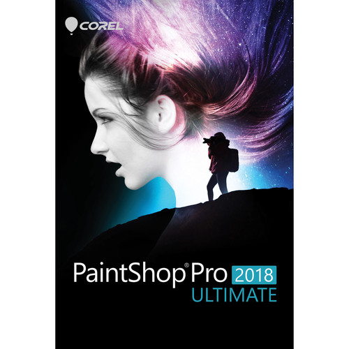Corel PaintShop Pro 2018 Ultimate (Download)