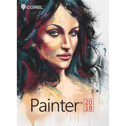 Corel Painter 2018 (Multi-Lingual Retail Edition, Download)