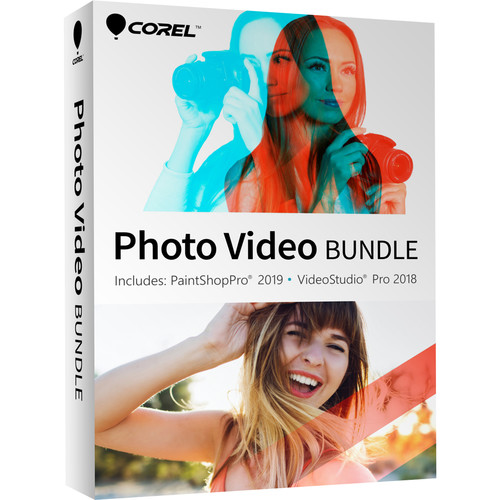 Corel Photo Video Bundle (Download)