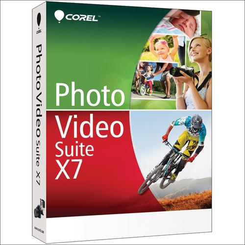 Corel Photo Video Suite X7 (Download)