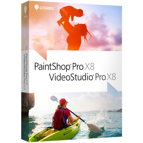 Corel Photo Video Suite X8 (Download)