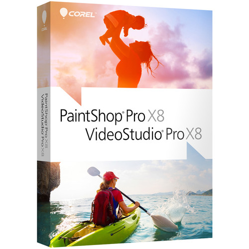 Corel Photo Video Suite X8 (Download)