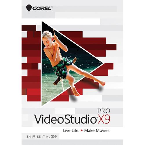 Corel VideoStudio Pro X9 (Download)