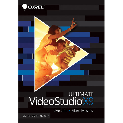 Corel VideoStudio X9 Ultimate (Download)