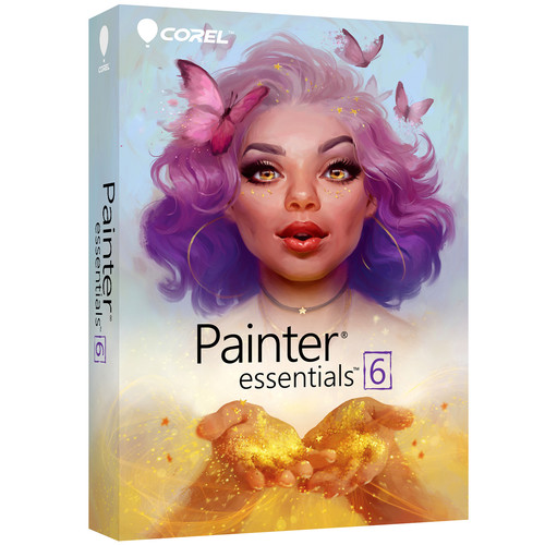 Corel Painter Essentials 6 (Boxed)