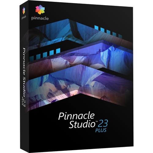 Pinnacle Studio 23 Plus (DVD)