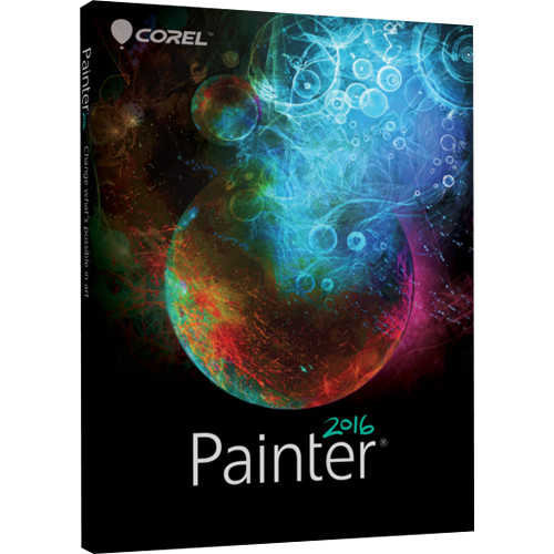 Corel Painter 2016 (Upgrade, Boxed)