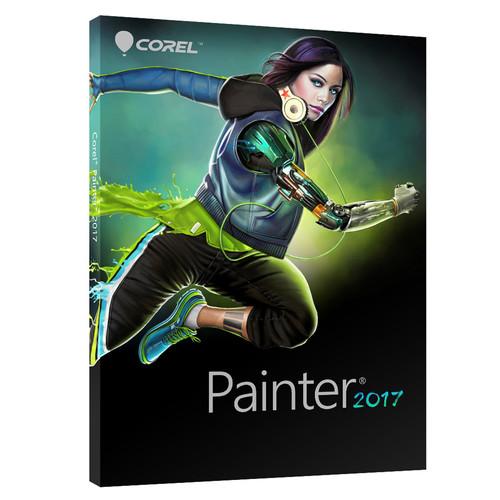 Corel Painter 2017 (Multi-LingualUpgrade Edition, Boxed)