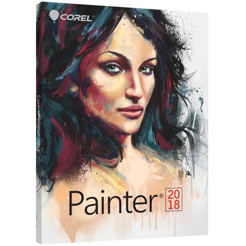Corel Painter 2018 (Multi-Lingual Upgrade Edition, Boxed)