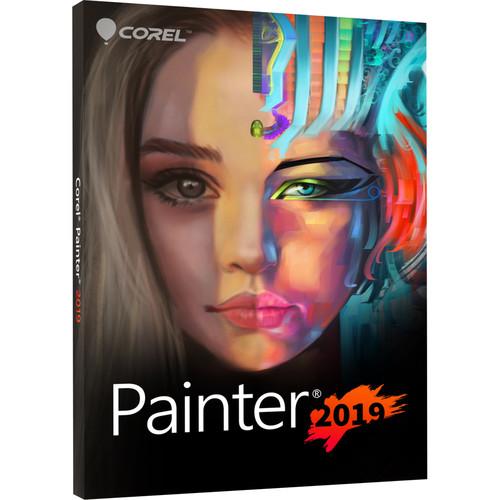 Corel Painter 2019 (Multi-Lingual Upgrade Edition, 1-User License, Boxed)