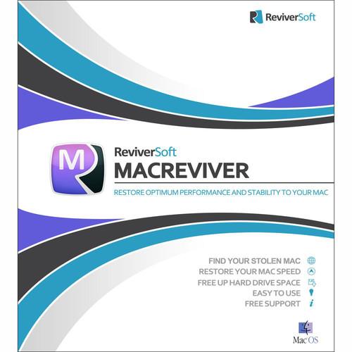 Corel ReviverSoft MacReviver (1-Year Subscription, Download)