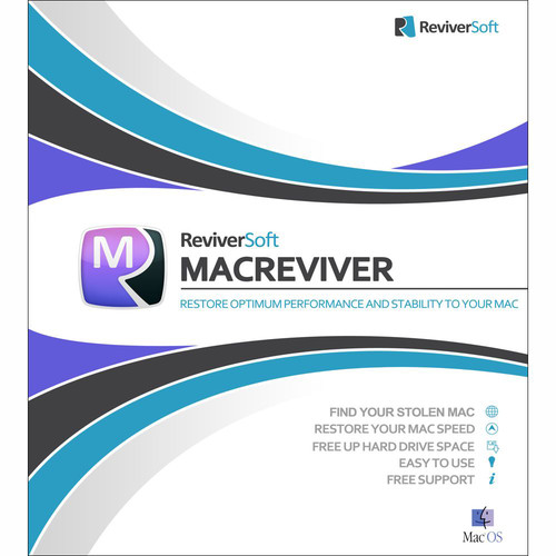Corel ReviverSoft MacReviver (1-Year Subscription, Download)