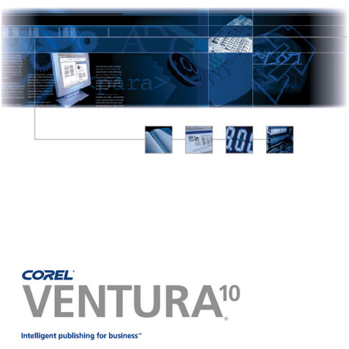Corel Ventura 10 (Upgrade)