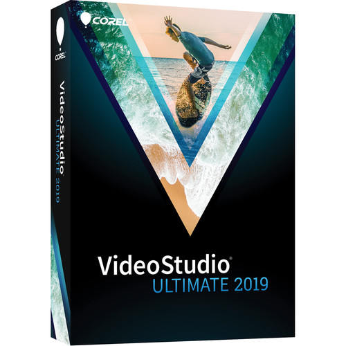 Corel VideoStudio Ultimate 2019 (Box)