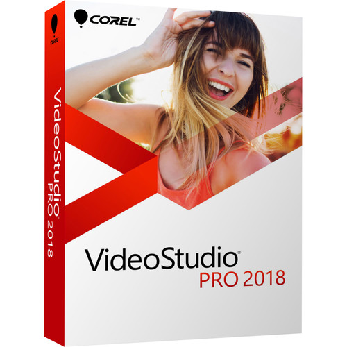 Corel VideoStudio Pro 2018 (Box)