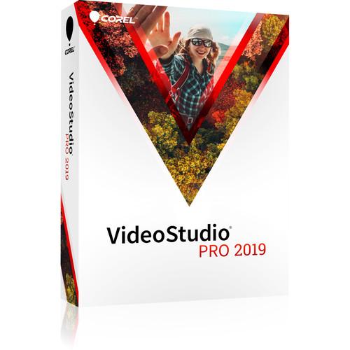 Corel VideoStudio Pro 2019 (Box)