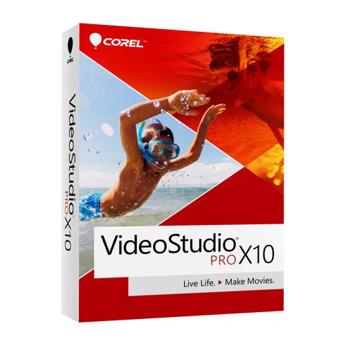 Corel VideoStudio Pro X10 (Boxed)