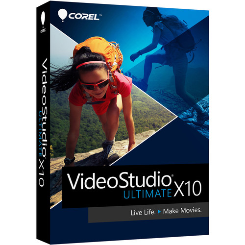 Corel VideoStudio Ultimate X10 (Boxed)