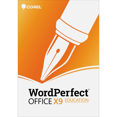 Corel WordPerfect Office X9 Professional Educational Edition (Boxed)