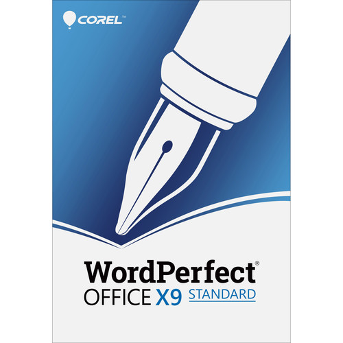 Corel WordPerfect Office X9 Standard Edition (Boxed)