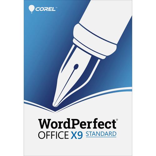 Corel WordPerfect Office X9 Standard Upgrade (Boxed)