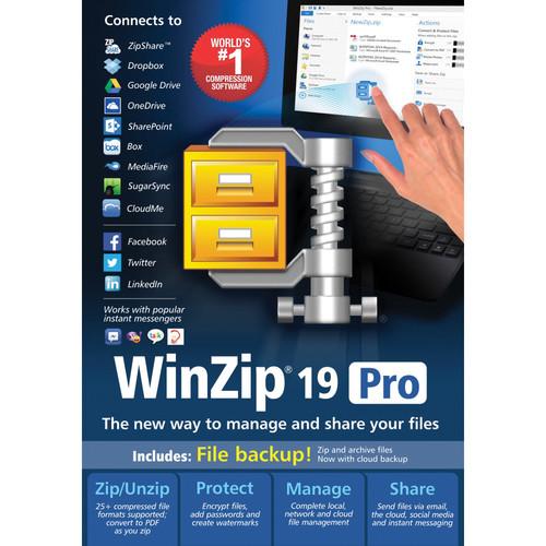 Corel WinZip 19 Pro (DVD)
