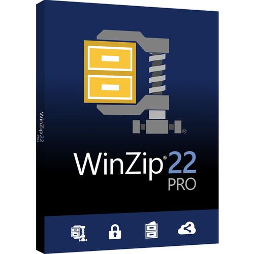 Corel WinZip 22 Pro (Multi-Lingual, DVD)