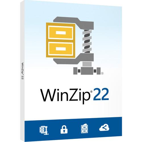 Corel WinZip 22 Standard (Multi-Lingual, DVD)