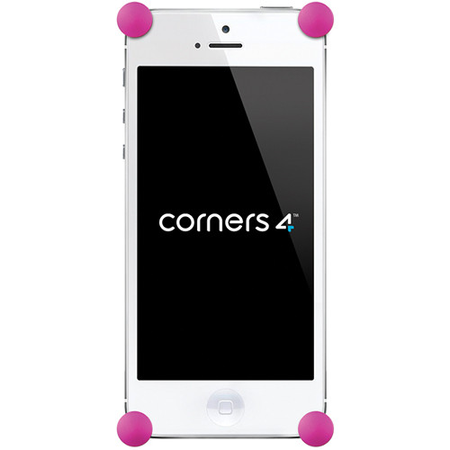 Corners4 Corners4 for iPhone 5 (Pink)