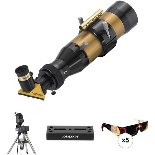 Coronado 60mm SolarMax II Solar Telescope Kit (10mm Blocking Filter)