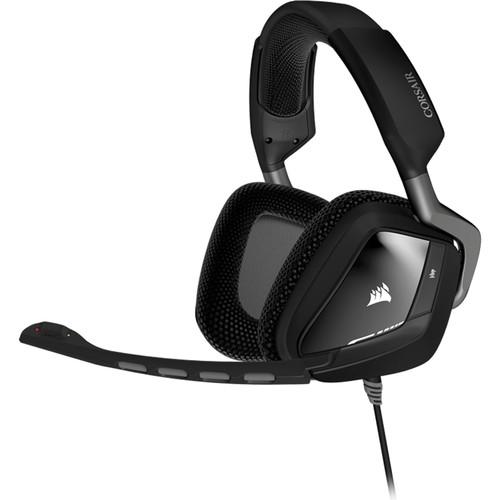 Corsair VOID USB Dolby 7.1 RGB Gaming Headset (Black)
